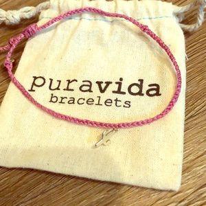 Pink cactus bracelet